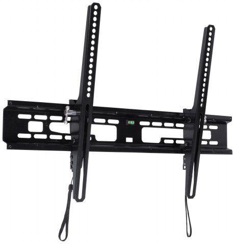 """HD 599 L Suporte com Inclinação para TV LCD/Plasma/LED de 32"""" a 65"""" - Cor: Preto"""