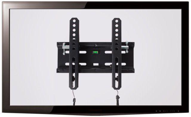 """HD 599 S Suporte com Inclinação para TV LCD/LED de 10"""" a 42"""" Cor: Preto"""