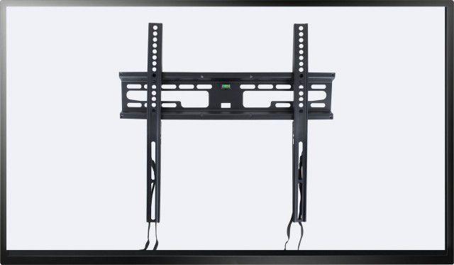 HDF 40 Suporte fixo para TVs LCD/ PLAS/LED/3D de ATE 56 POL Cor: Preto