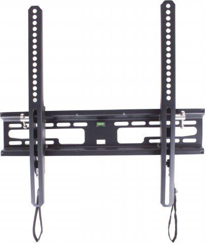 HDT 40 Suporte com inclinação de até 12°. Trava para remoção da TV. VESA 400 Cor: Preto