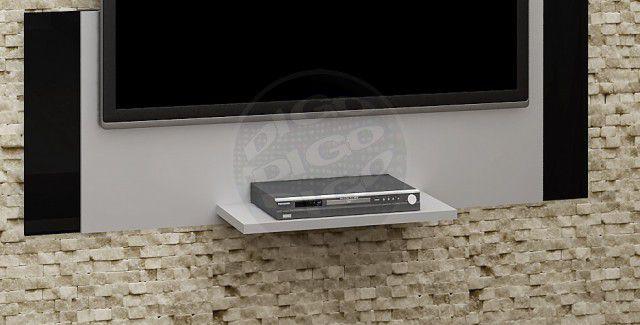 """LONDRES PAINEL COM SUPORTE PARA TV LCD/PLASMA/LED ATÉ 46"""" - Suporte UNIVERSA"""