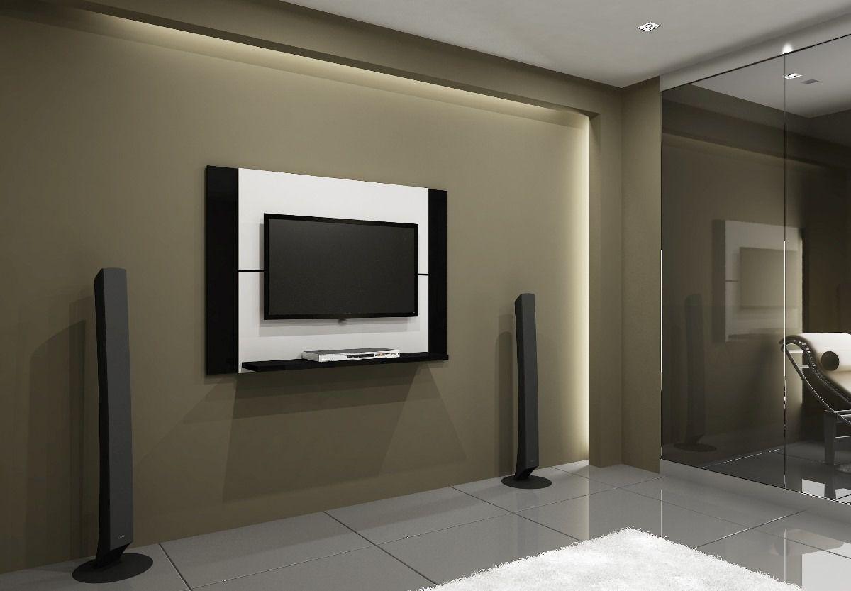 "LOUVRE Painel Decorativo ""UV"" até 46"" c/ sup. De TV/LCD/PLASMA/LED UNIVERSAL Incluído"