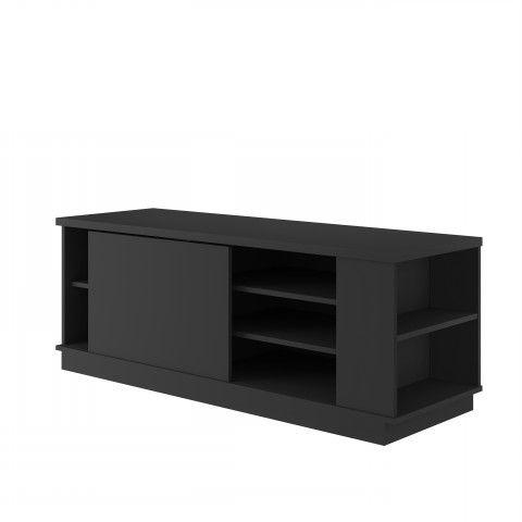 """Lumini Rack Para TV LCD/PLASMA/LED ATÉ 52"""" - Tampo com 25 mm de espessura,porta deslizan"""