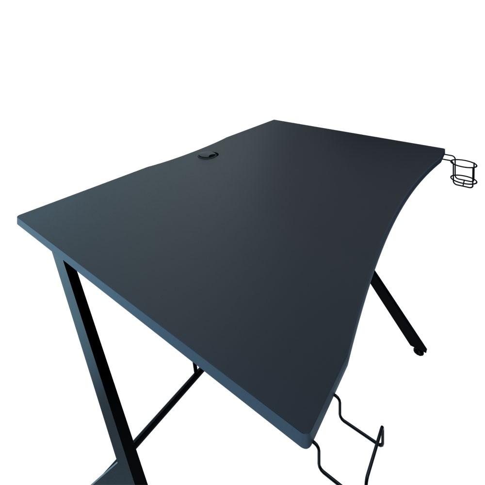 Mesa Gamer Mesa para computador com estrutura em aço