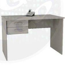MO 6600 Mesa para Computador e Acessórios com 2 Gavetas