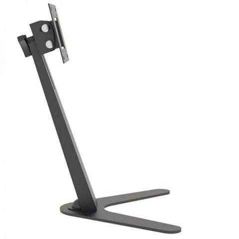 """MT SLIM Suporte de mesa com Inclinação e Ajuste de Altura para Monitor LCD/LED de 10"""" a 24"""" - Pr"""