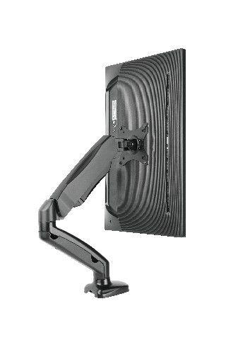 MT UNO SUPORTE TRI-articulado com pistão para monitor de 13' a 27' -preto