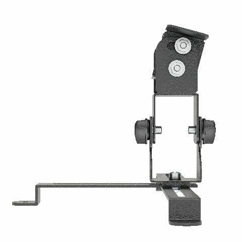 MULTI PROJ 20 Suporte de Teto com Inclinação para Projetor. (Ajuste de altura de 17 mm) Cor: Preto