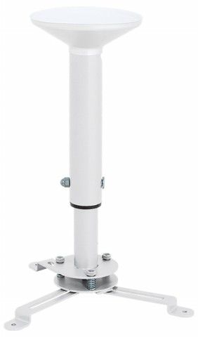 MULTI PROJ M Suporte de Teto com Inclinação para Projetor. (Ajuste de altura de 300 a 500mm)