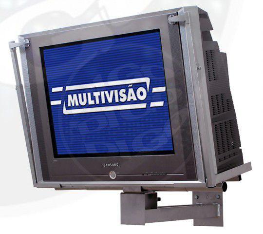 """P 30 Suporte para TV CRT de 21"""" a 34"""""""