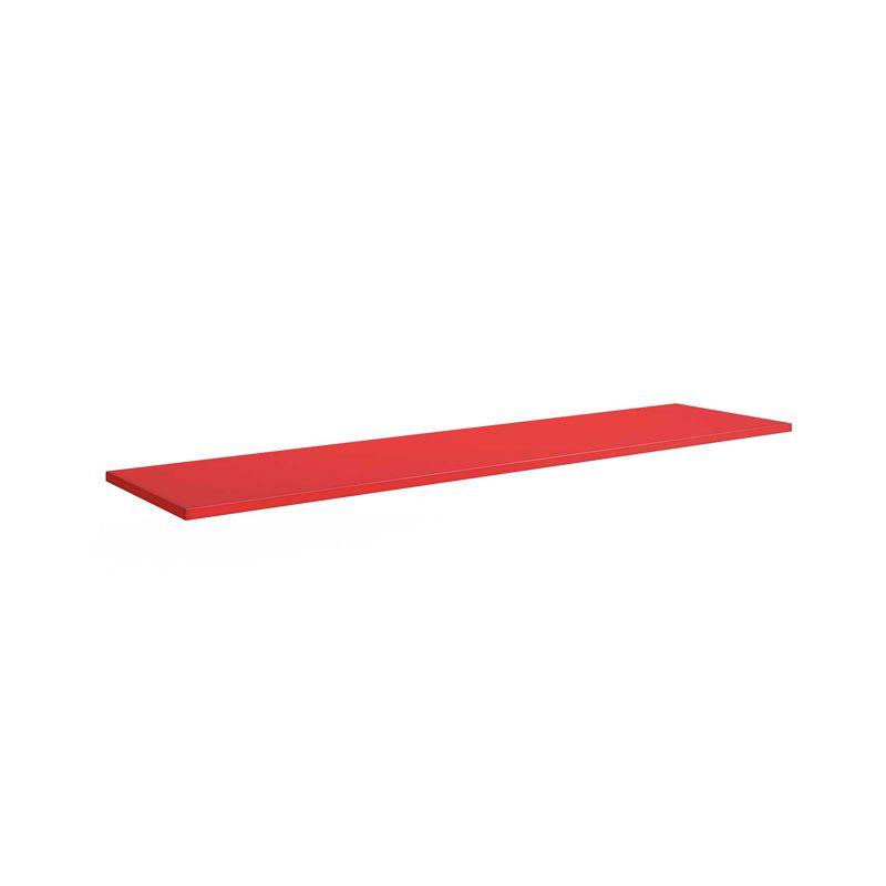 Prateleira Flutuante 25x90 cms com suporte incluso PBS 2590