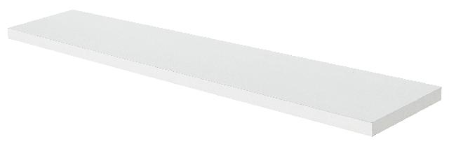 Prateleira 20x90 cms sem suporte PB 2090