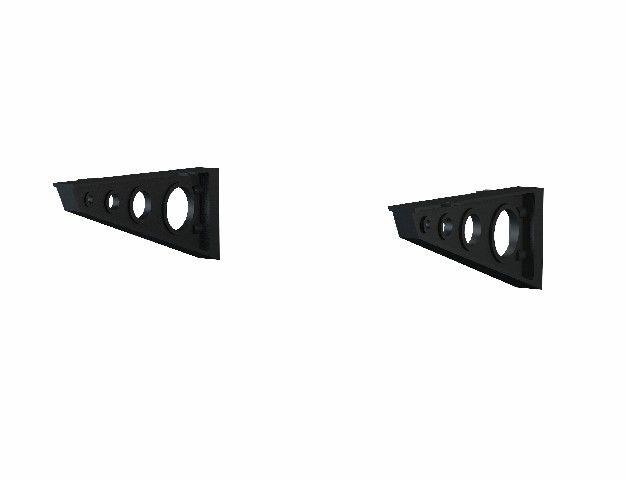 Prateleira 30x80 cms com suporte incluso DECORE NAVY 3080