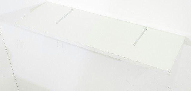 Prateleira Flutuante 10x40 cms com suporte incluso PBS 1040