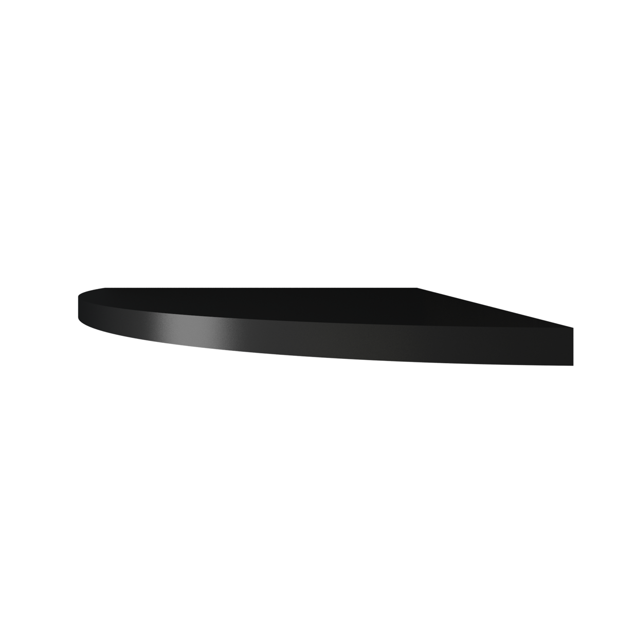 Prateleira/Nicho Flutuante 30x30 cms com suporte incluso Decore PRAT-CANTO-15