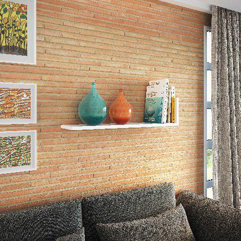 Prateleira/Nicho Flutuante 60x20 cms com suporte incluso Decore PBS L