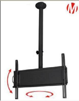 """SKY PRO M Suporte de Teto para TV LCD/Plasma/LED de 32"""" a 65"""" (Ajuste de altura de 750mm a 1.400"""