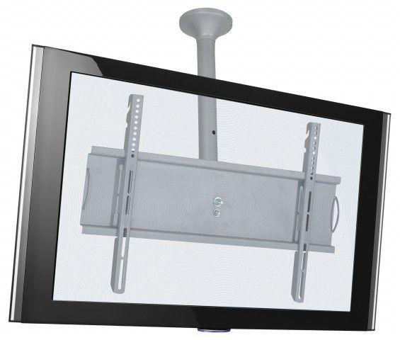 """SKY PRO P Suporte de Teto para TV LCD/Plasma/LED de 32"""" a 65"""" (Ajuste de altura de 500mm a 750mm"""