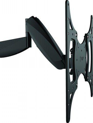 SMART Suporte Articulado com Inclinação para TV LED de 26 a 47''. Ideal para SMART TV Cor: Preto