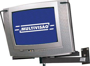 """ST 40  Suporte para TV CRT de 14"""" a 21"""""""