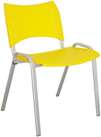 STILLUS Cadeira plástica colorida