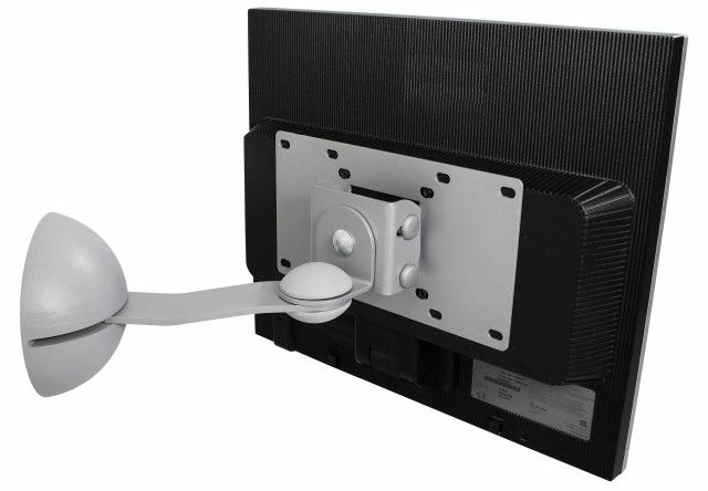 """STPA 45 Suporte Articulado de PAREDE (10"""" a 40"""") ou TETO (10"""" a 26"""") para TV LCD/LED FG"""