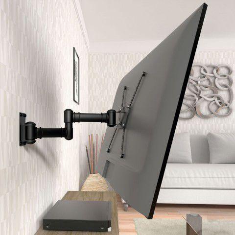 """STPA 50 Suporte Articulado com Inclinação para TV LCD/LED de 19"""" a 40'' FG"""
