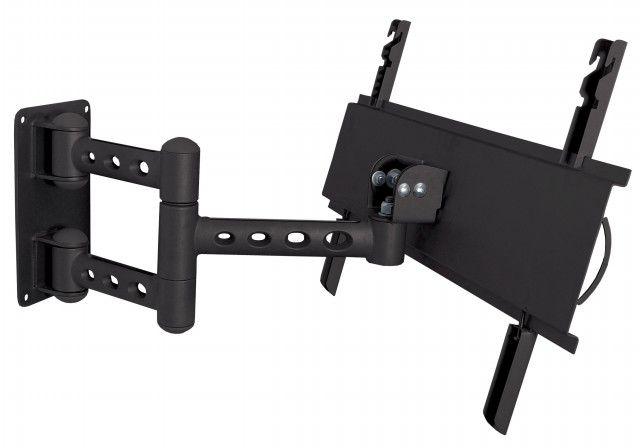 """STPA 68 Suporte Articulado com Inclinação para TV LCD/Plasma/LED de 32"""" a 52'' - ALUMINIO"""