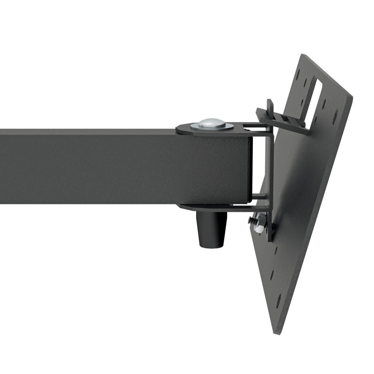 Suporte Articulado com inclinação para TV LCD/LED 14 A 56 Pol + dvd Super HD COMBO