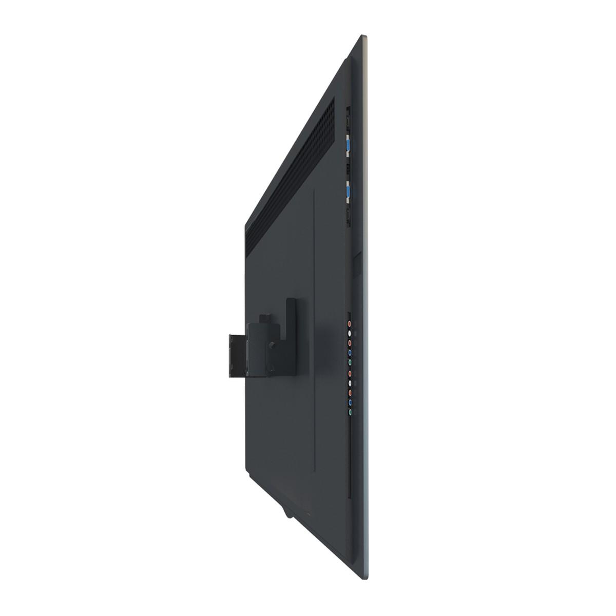"""TOUCH Suporte com Inclinação para TV LCD/Plasma/LED de 14"""" a 71"""" - UNIVERSAL Cor: Preto"""