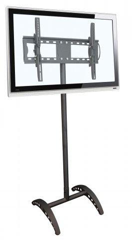 UNI PRO ARCO Pedestal para TV LCD/Plasma/LED de 32'' a 56'' - Bandeja vendida separadamente - Pr