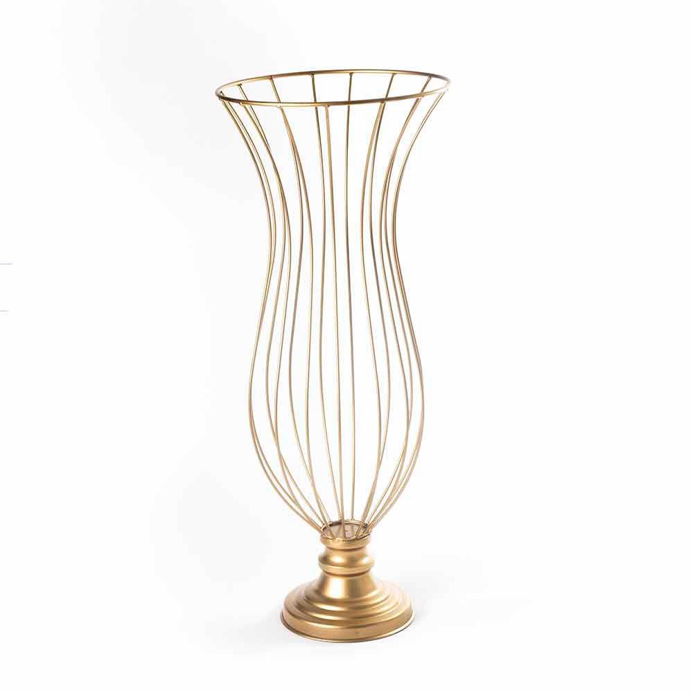 Vaso Alto para flores, vaso decorativo para festas