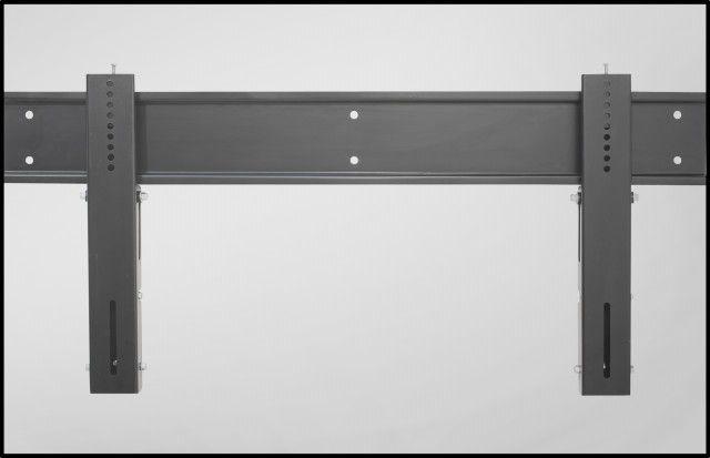 "VIDEO WALL 4042 Suporte de Parede para Monitor LFD de 40"" a 42"" - uso Profissional - Preto"