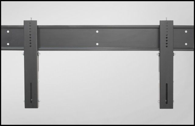 VIDEO WALL 55 Suporte de Parede para Monitor LFD de 55 - uso Profissional - Preto