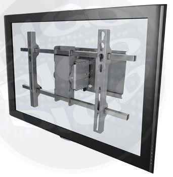 Wall Motion Suporte de Parede Automatizado para TV LCD/PLASMA/LED de 32'' a 52'' - Prata
