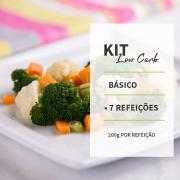 KIT - LOWCARB BÁSICO - 7 REFEIÇÕES