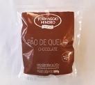 Pão de Queijo Chocolate