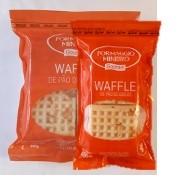 Waffle de Pão de Queijo - pct com 10 unidades
