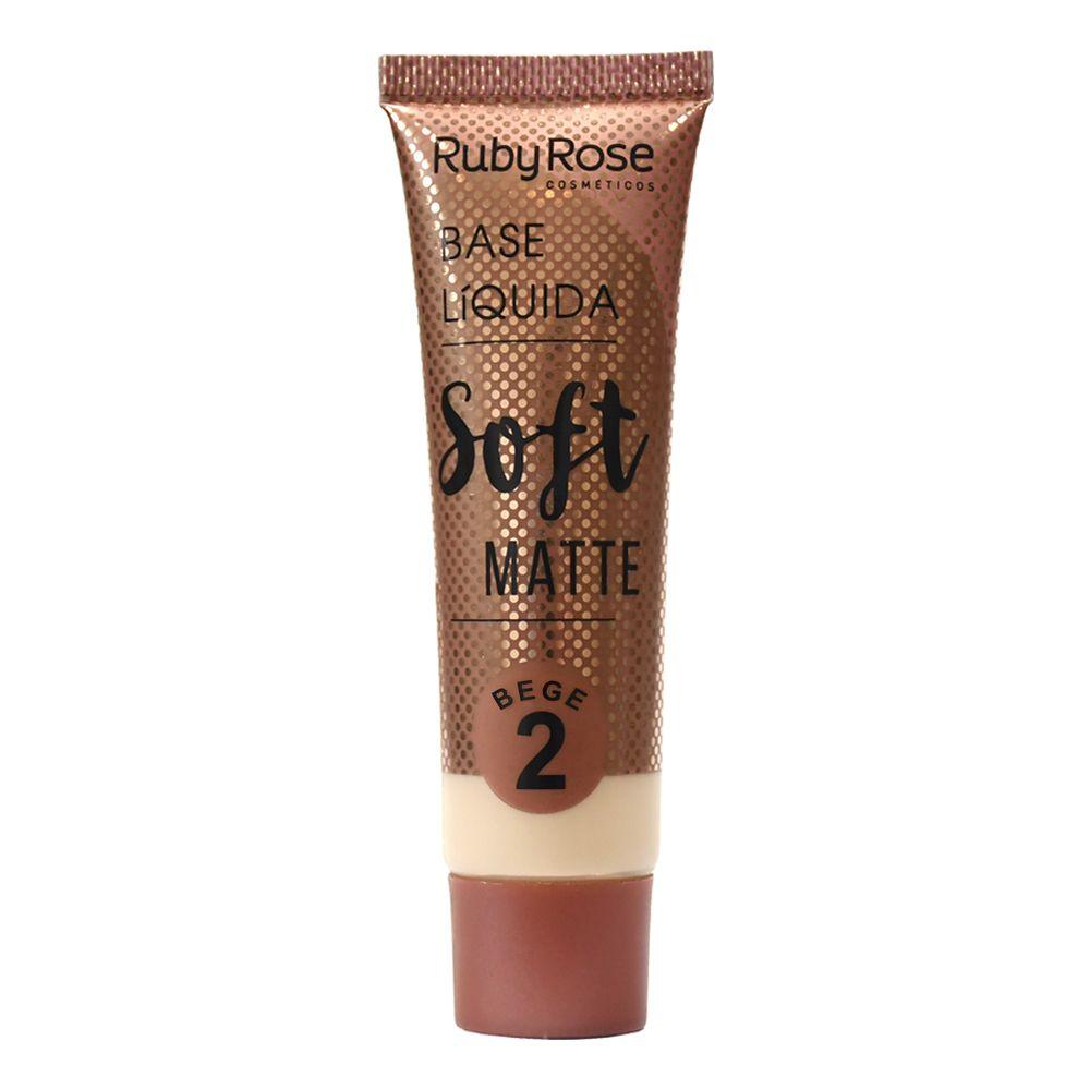 Base Soft Matte Bege 2