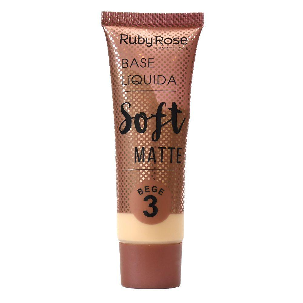 Base Soft Matte Bege 3