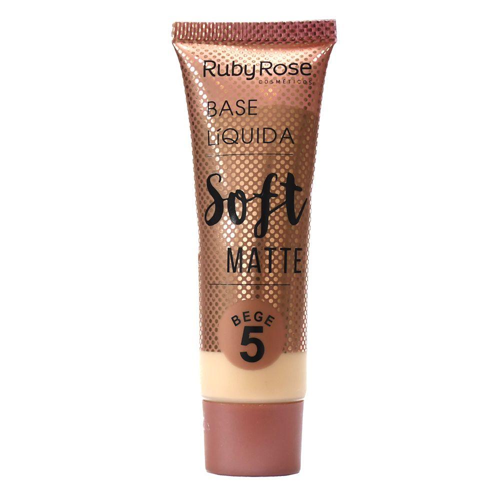 Base Soft Matte Bege 5