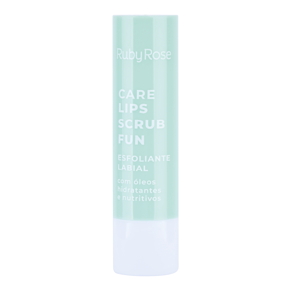 CARE LIPS SCRUB FUN MINT - RUBY ROSE