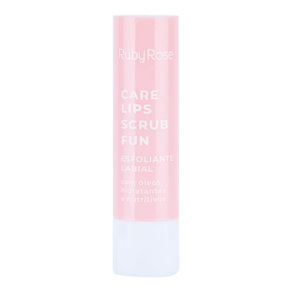 CARE LIPS SCRUB FUN STRAWBERRY LOVE - RUBY ROSE