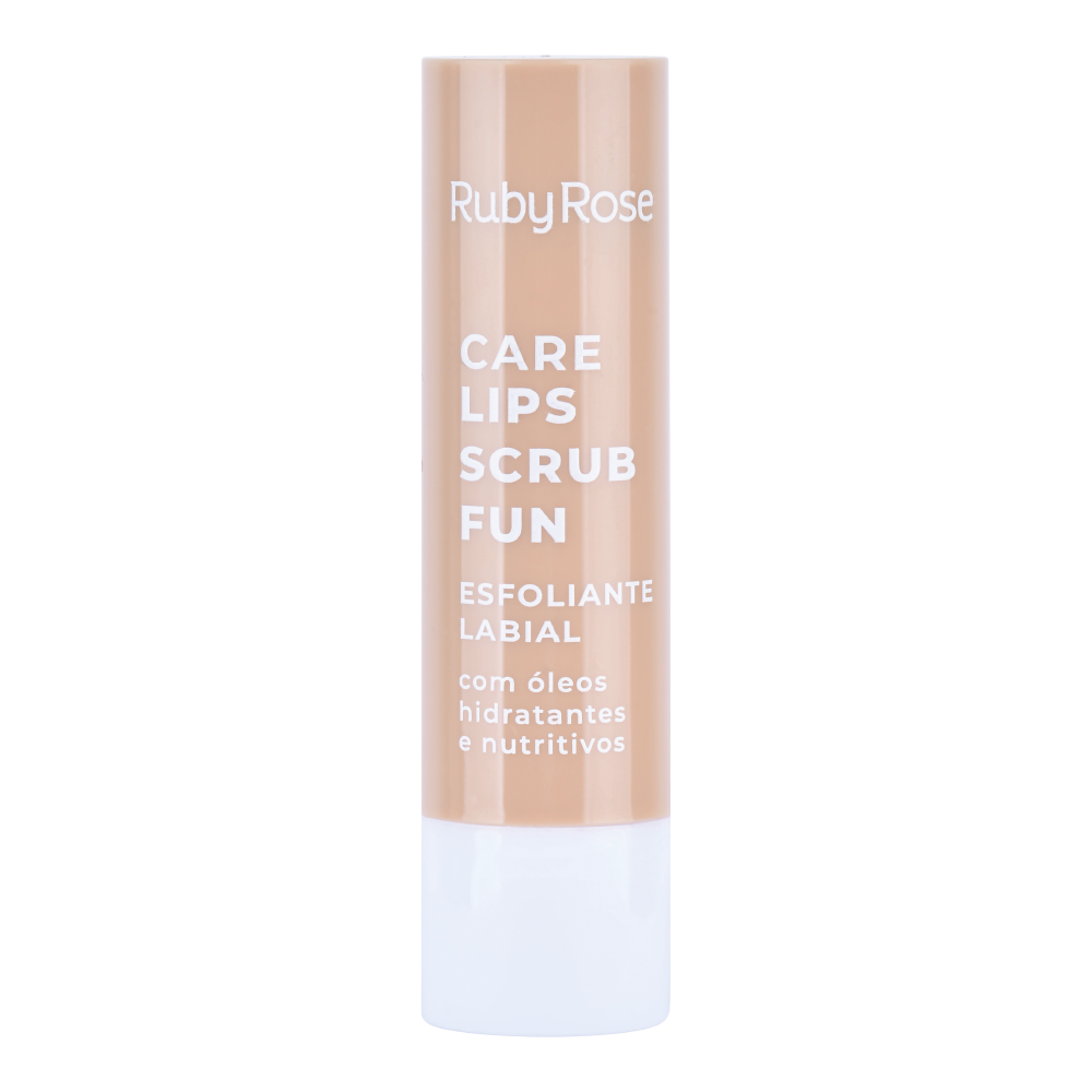 CARE LIPS SCRUB FUN COFFEE - RUBY ROSE