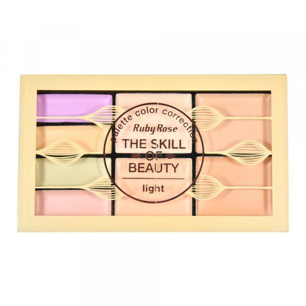 Corretivo The Skill of Beauty Light HB80971