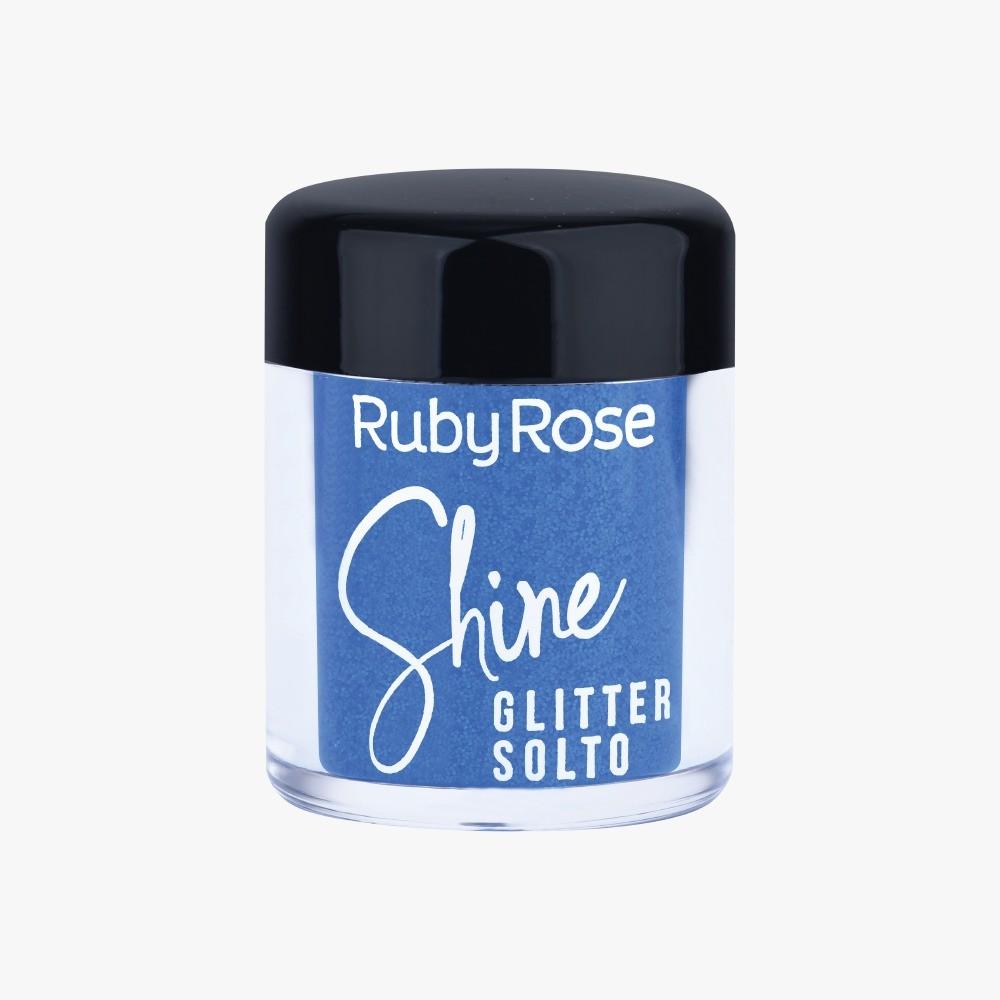 Glitter Solto Lagoon Shine - Ruby Rose