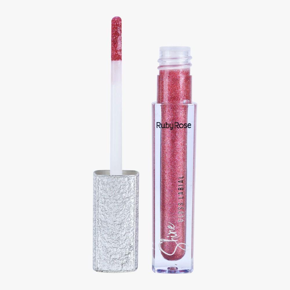 Gloss Labial Shine 69 - Ruby Rose