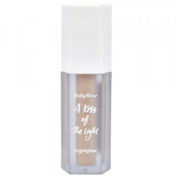 Iluminador A Kiss Of The Light Champanhe HB80993