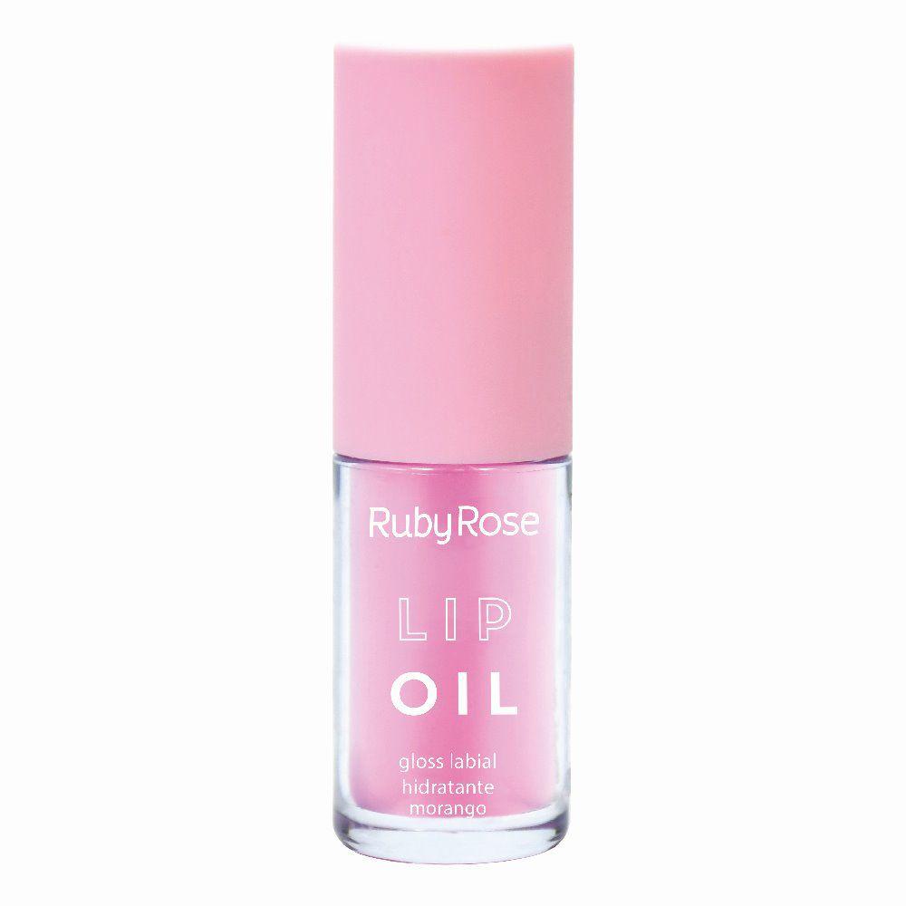Lip Oil Morango Ruby Rose