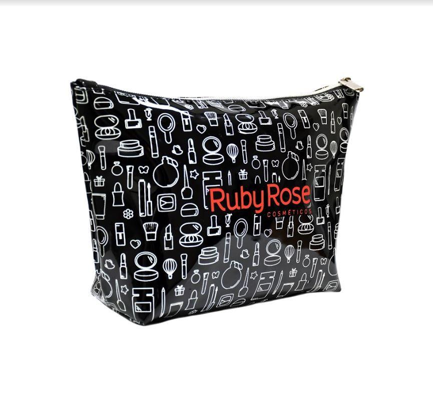 Necessaire Preta Ruby Rose